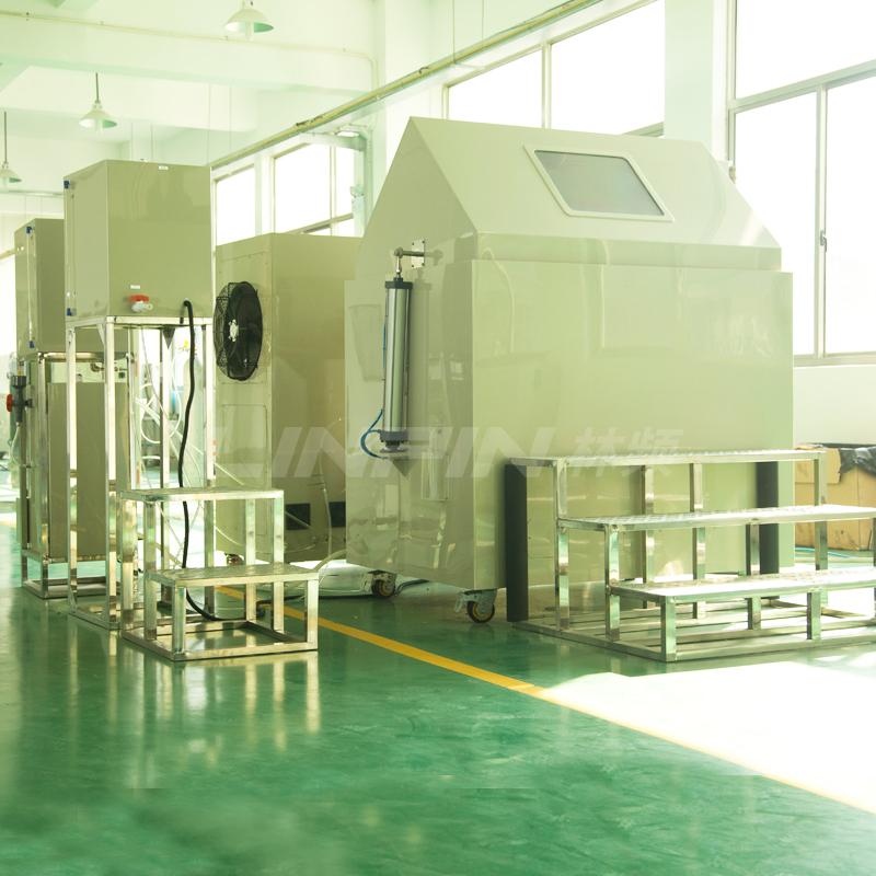 选购环境试验箱应遵循五个基本原则